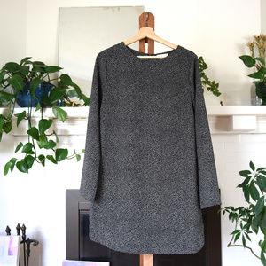 H&M long-sleeve dress